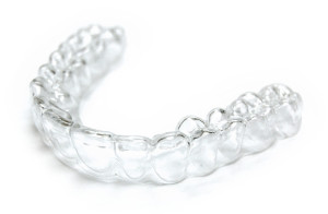 professional teeth whitening tray in Lincoln, NE