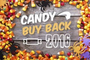 halloween candy buy back Lincoln NE dentist