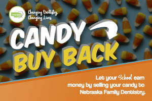 candy buy back 2017 banner