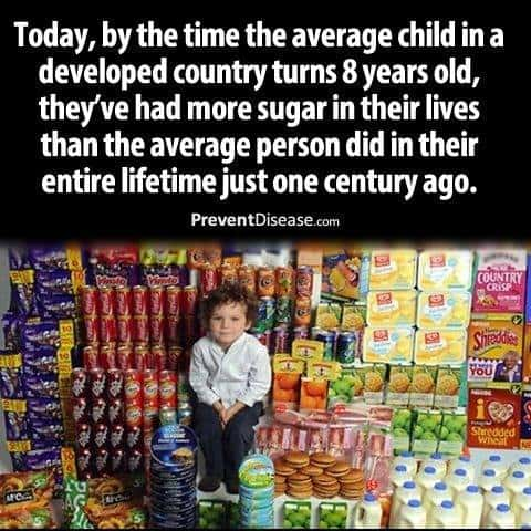 halloween candy buy back scary facts about sugar