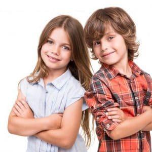 Children enjoying general dentistry in Lincoln, NE