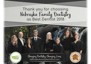 Lincoln, NE Dentists Lincoln's best award