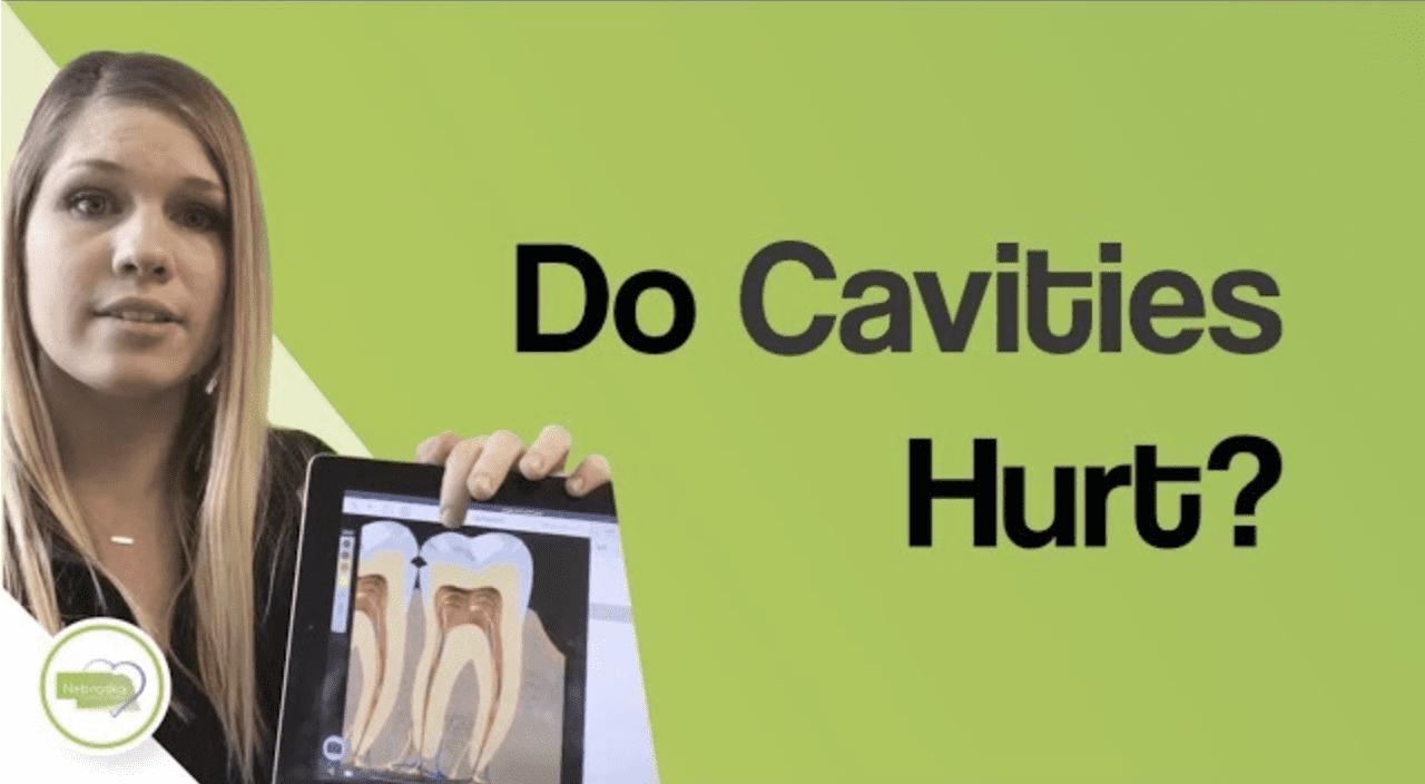 do cavities hurt video banner