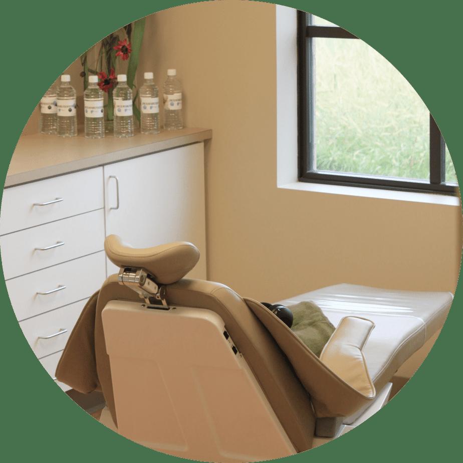clean dental setting