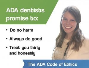 ada dr. kittell code of ethics