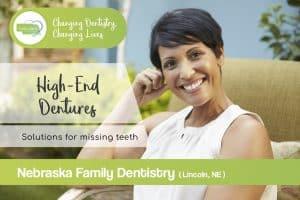 high end dentures